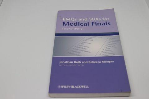 EMQ and SBA for Medical Finals