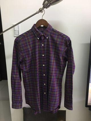 Ralph Lauren長袖襯衫