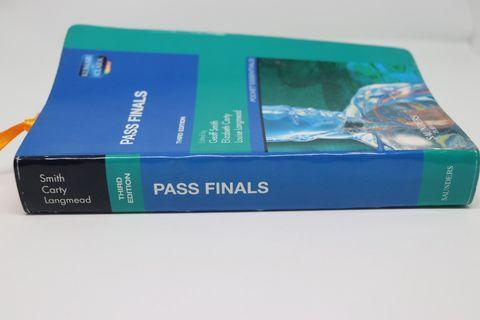 Pass finals Saunders by Smith, Carly and Langmead (3rd edition)