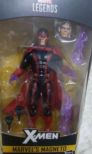 Magneto Xmen Marvel Legends