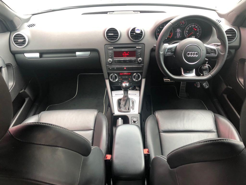 2011 AUDI RS3 2.5T