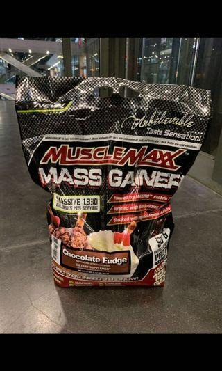 Protein Muscle Maxx Mass Gainer