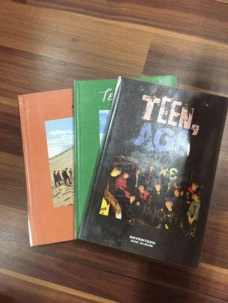[ WTS ] SVT Seventeen Teen Age Album