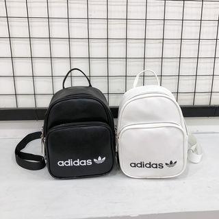 Adidas白色後背包