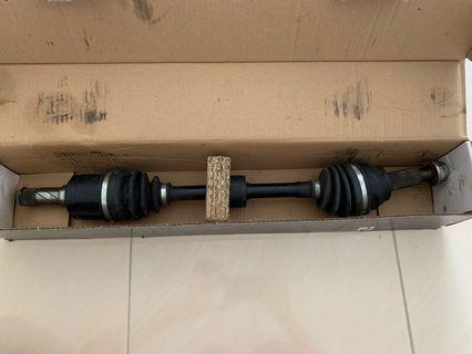 Driveshaft Mazda2 2011 Original