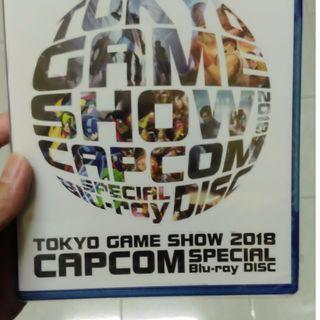 Tokyo Game Show 2018 Blu-Ray Disc