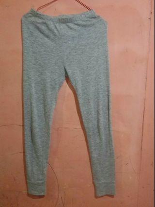 legging gap grey