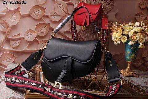 C.Dior Saddle bag (black)