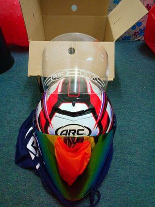 Helmet ARC original