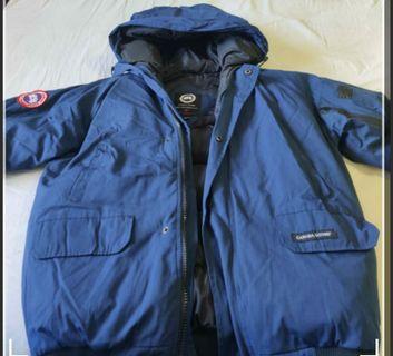 Canada goose winter jacket