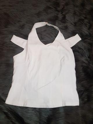 Uniques white top