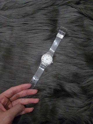 Transparant Watch