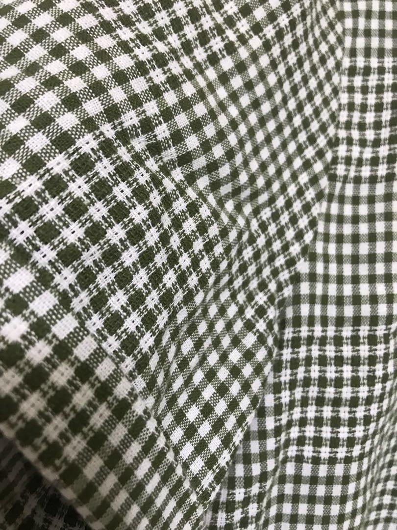 抹茶牛奶襯衫