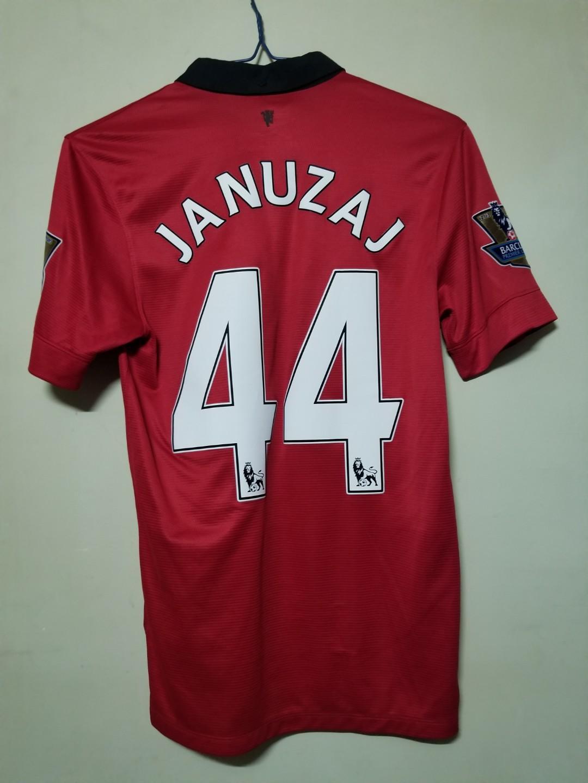 曼聯 Man Utd Januzaj