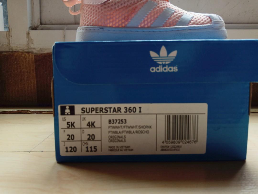 Adidas Superstar 360i Bayi