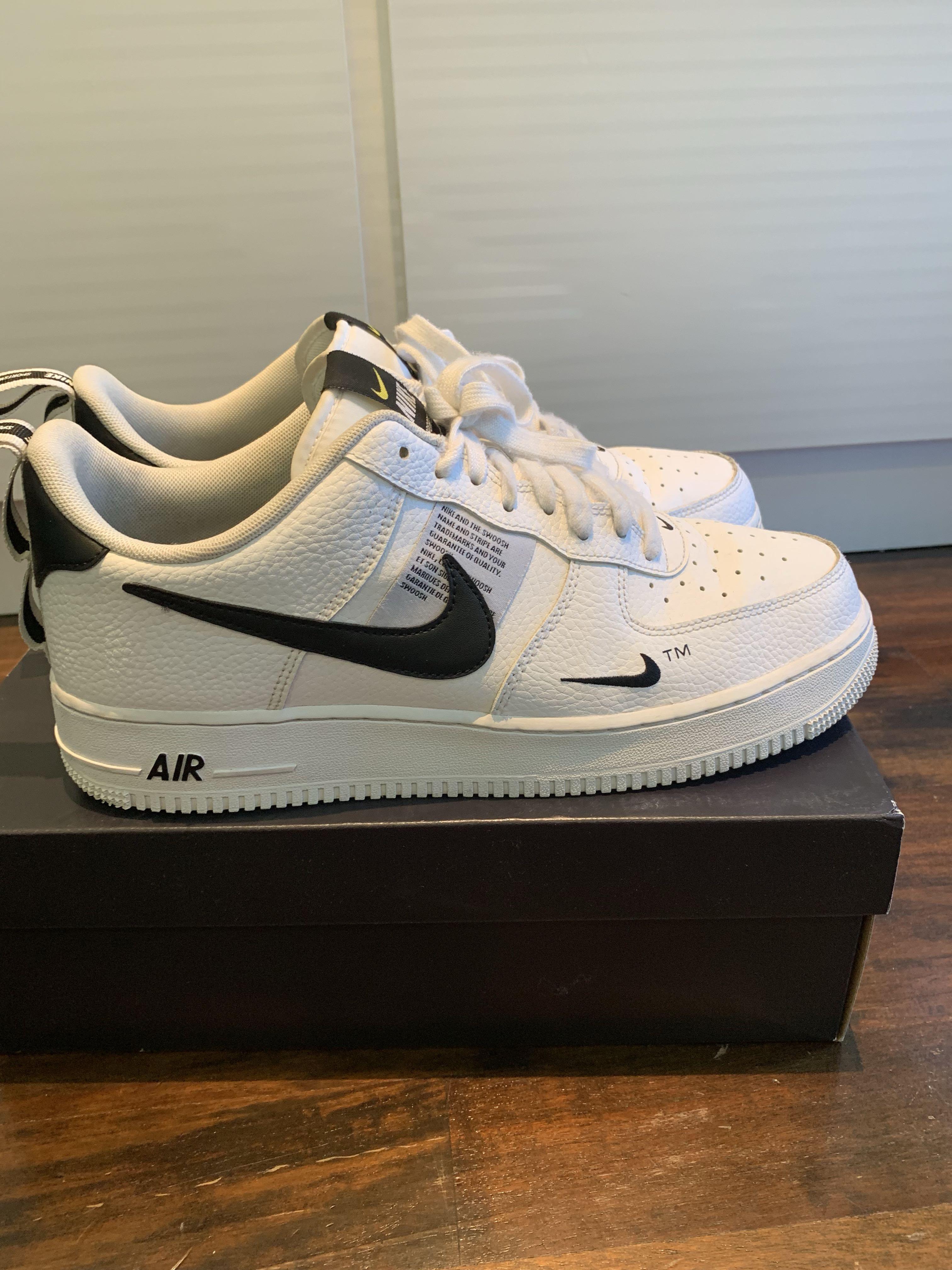 Air Force 1 '07 utility low, Men's Fashion, Footwear, Sneakers on