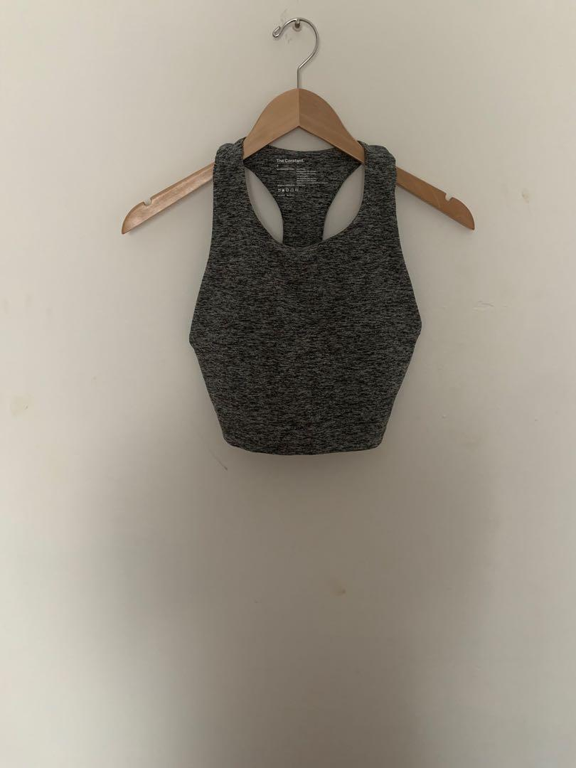 Aritzia Constant Workout tank with padding, Size Small