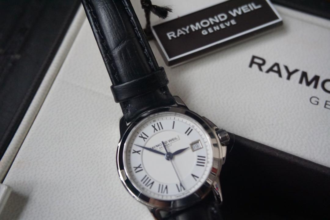 Authentic Raymond Weil Tradition Ladies Watch