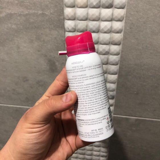 Beauty Blender Instaclean Waterless Sponge & Brush Cleansing Spray 60ml