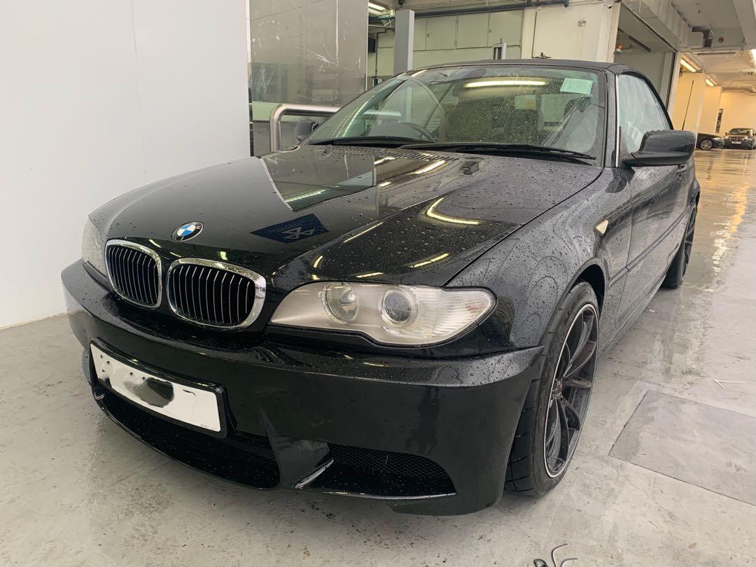 BMW 330CI CONV