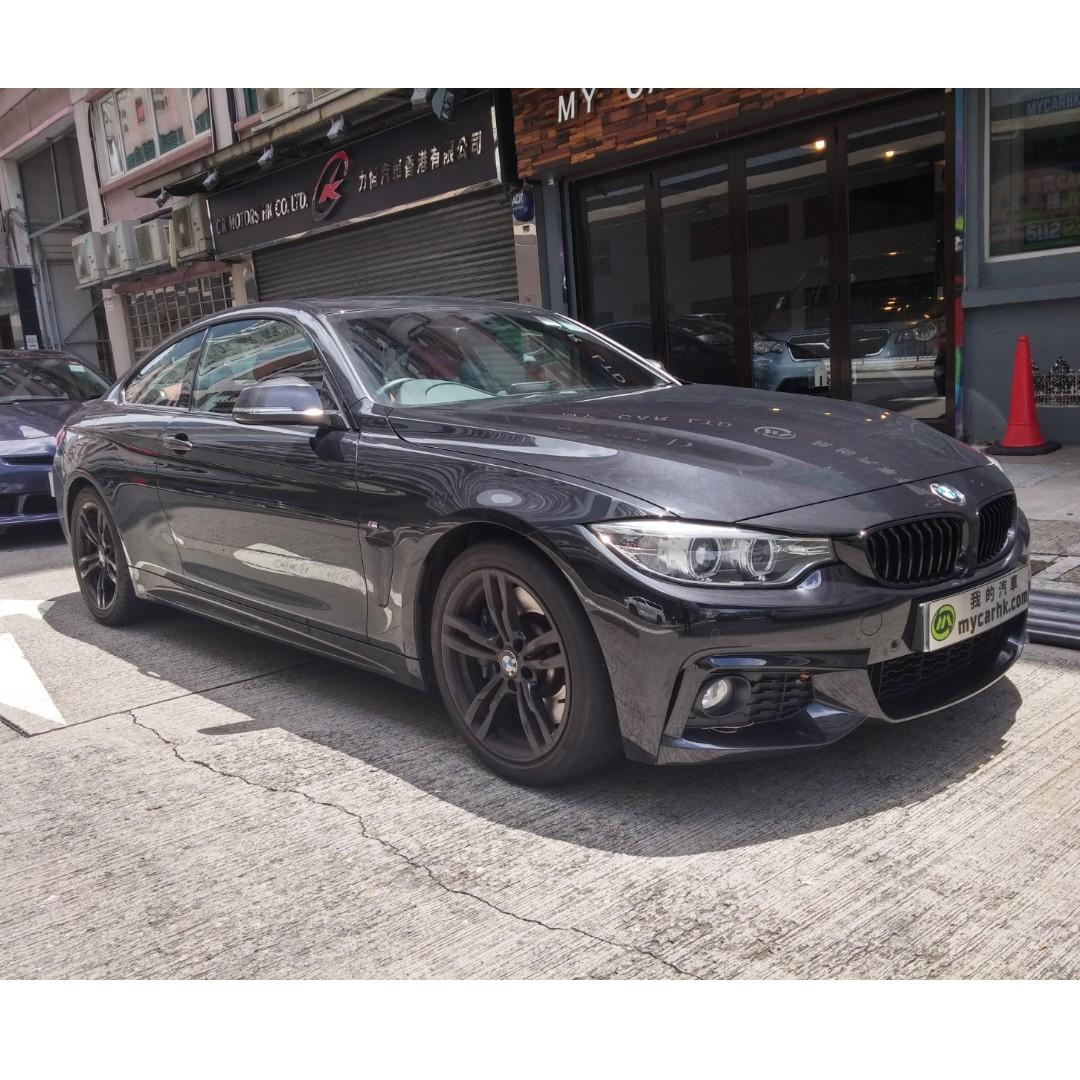 BMW 428I COUPE M SPORT 2014