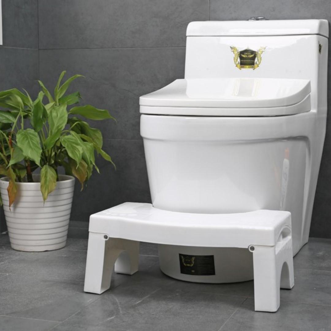 Bottomclean Toilet Stool - Best seller