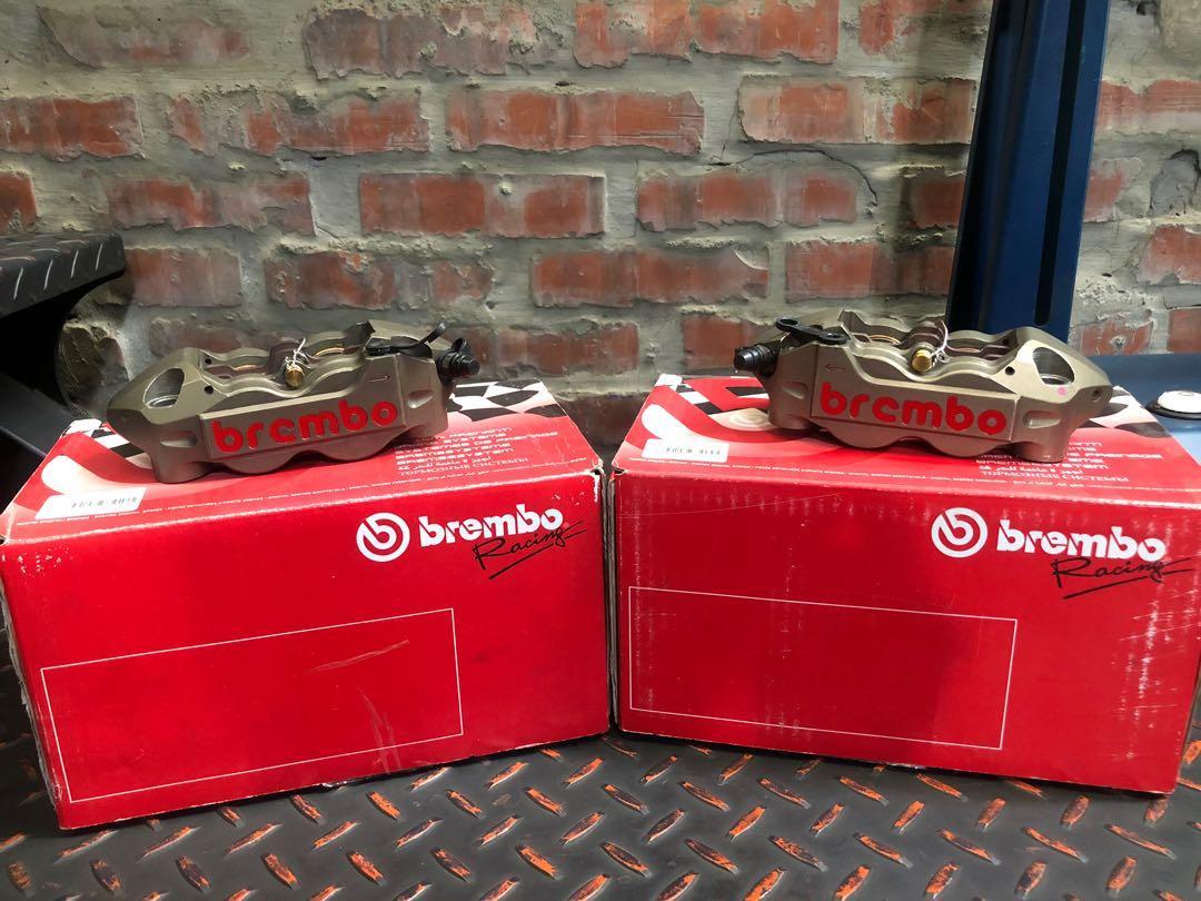 BREMCO競技用卡鉗