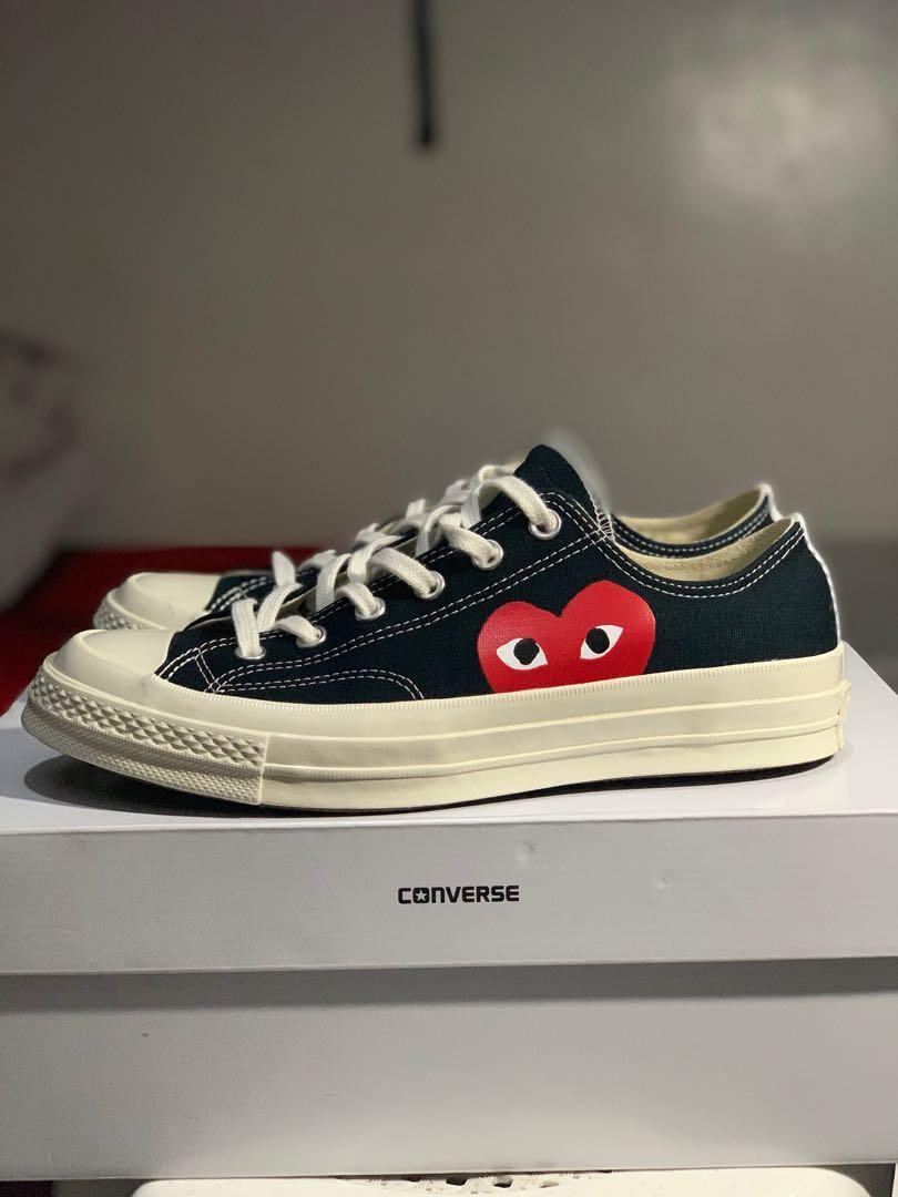 Cdg Cons, Men's Fashion, Footwear