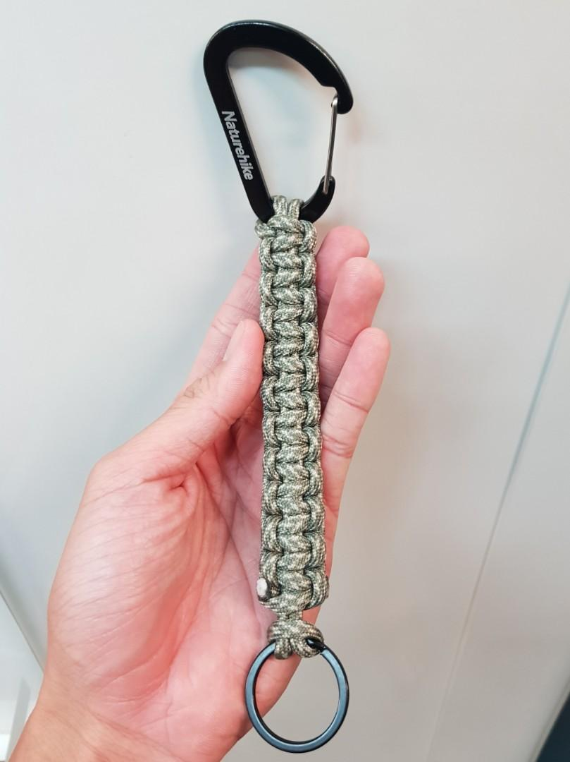 Customizable Paracord bracelet