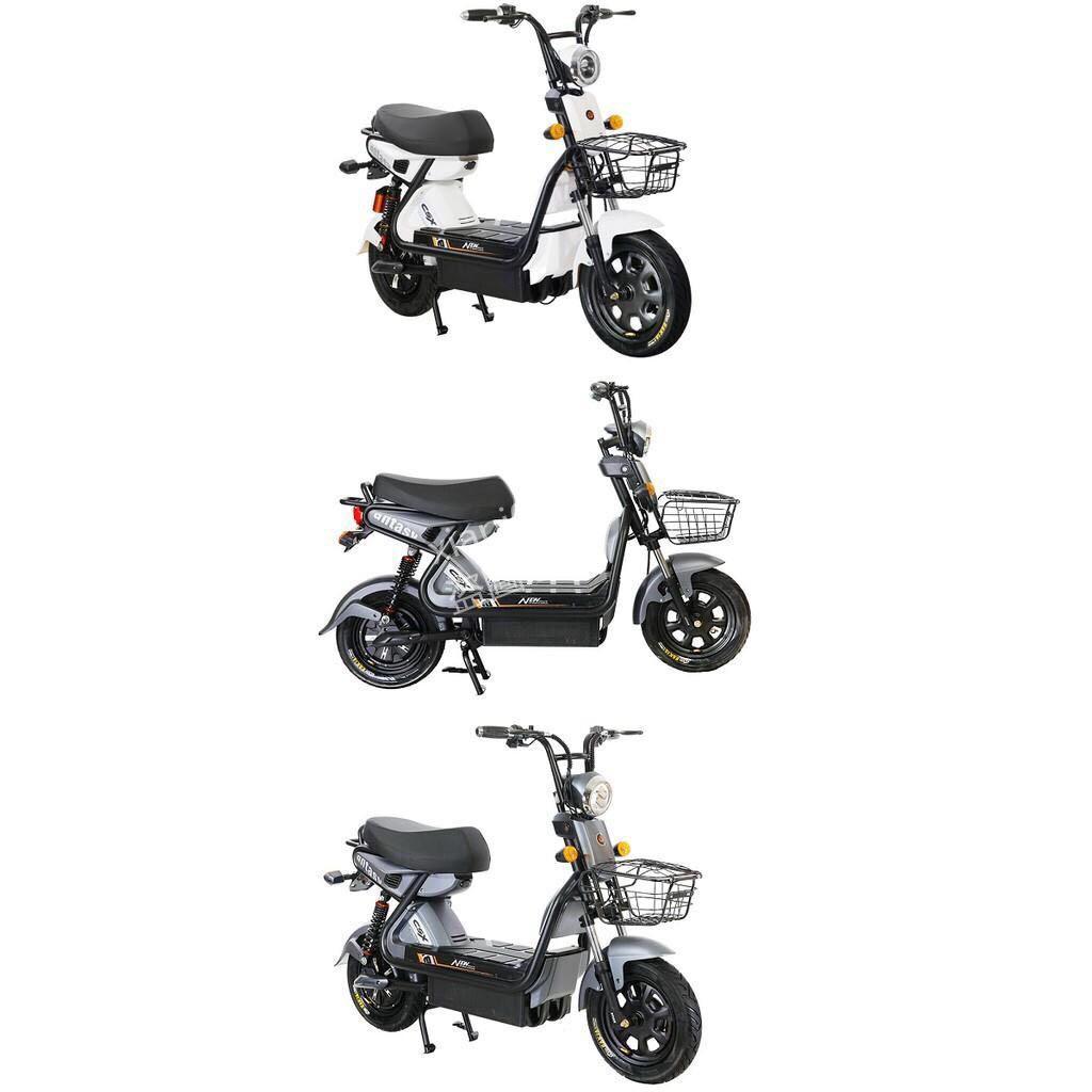 【e路通】EK- S2 酷樂 48V鉛酸 高亮大燈 靜音搖控鎖 避震 電動車 (電動自行車)
