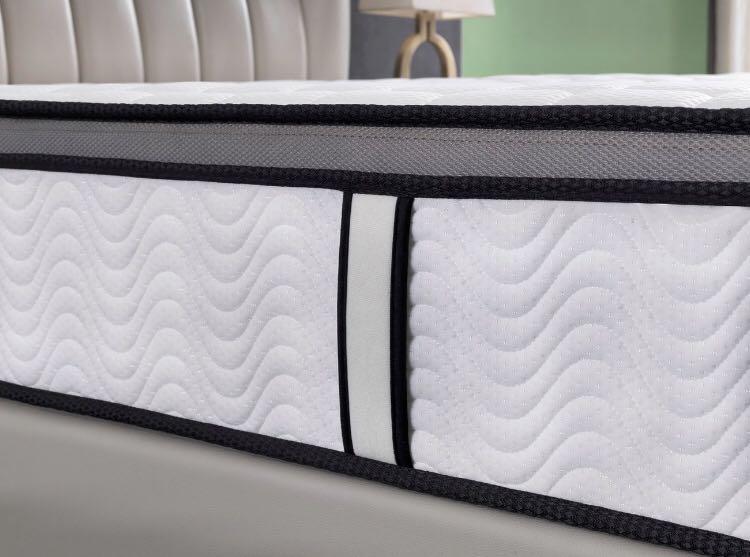 Ergopedic Latex Pocket Spring Foam Mattress - King