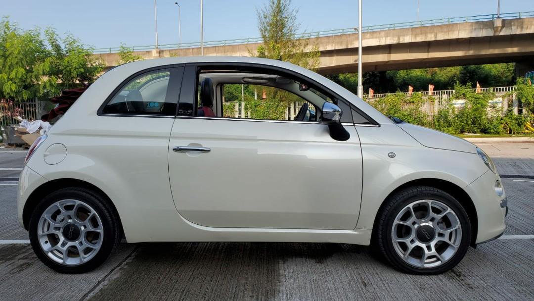 FIAT 500C 1.4 2011