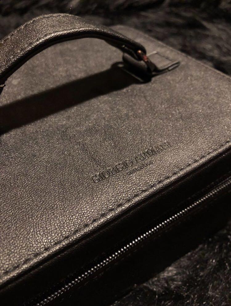 Giorgio Armani Makeup Box// 化妝箱