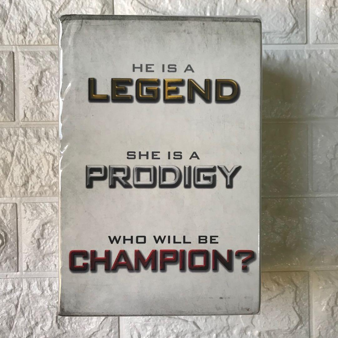 [Hardcover Boxed Set] The Legend Trilogy (Legend, Prodigy & Champion) - Marie Lu