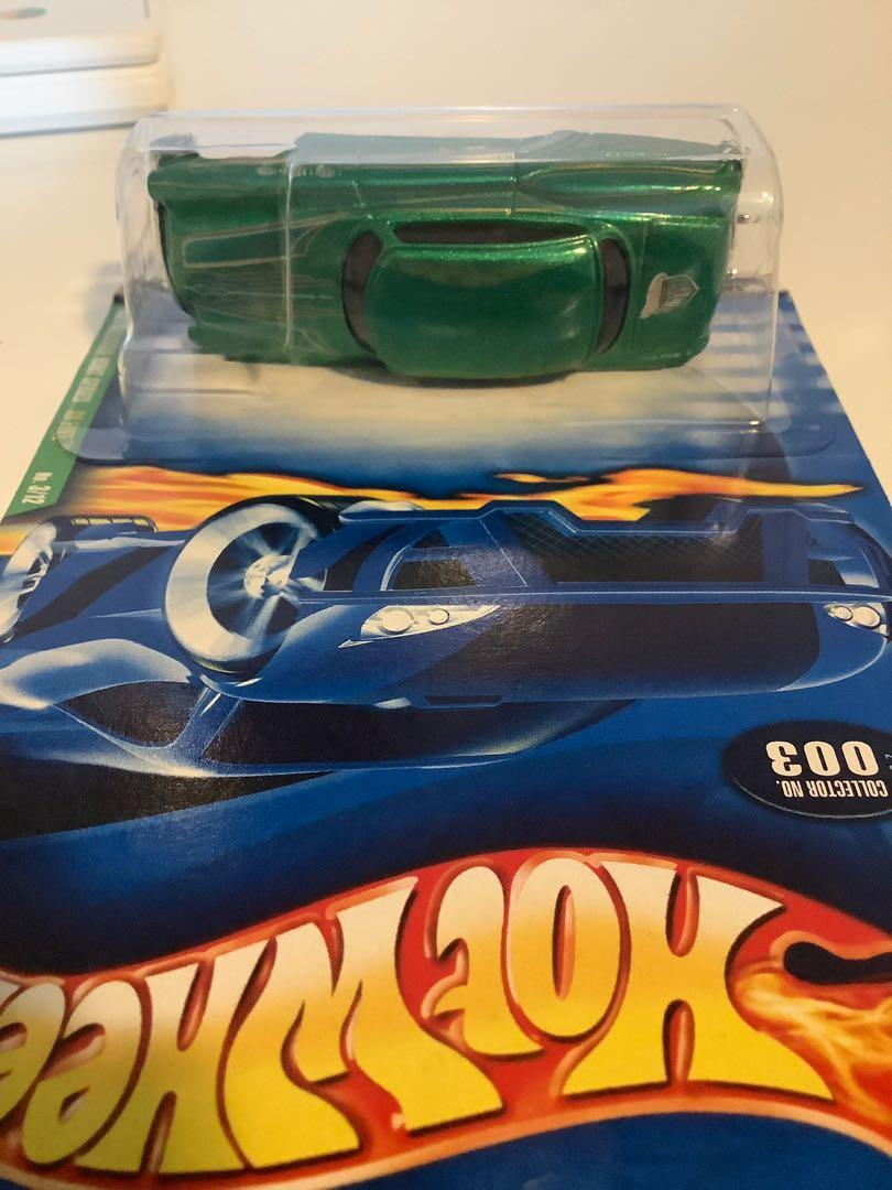 Hot wheels 2000 SUPER TREASURE HUNT 1951 Buick roadmaster So Fine rare collectible diecast car