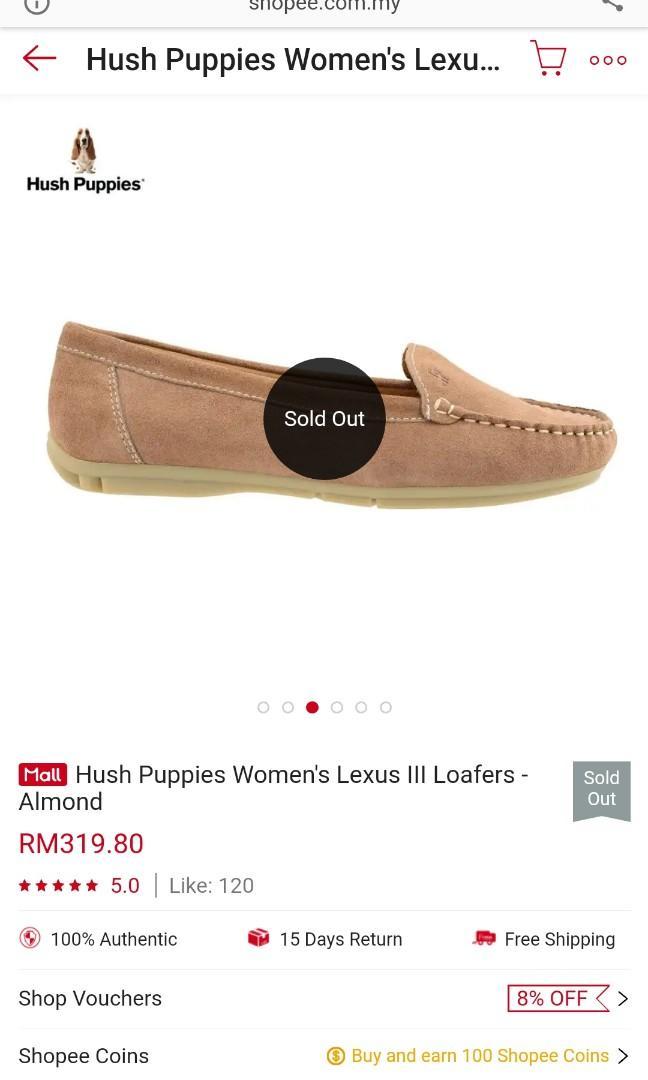 Hush Puppies women lexus III Loafers