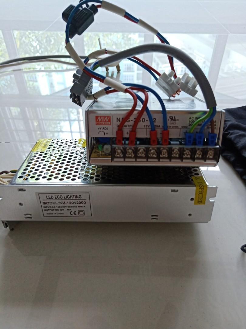 2 Watt Switching Power Supply