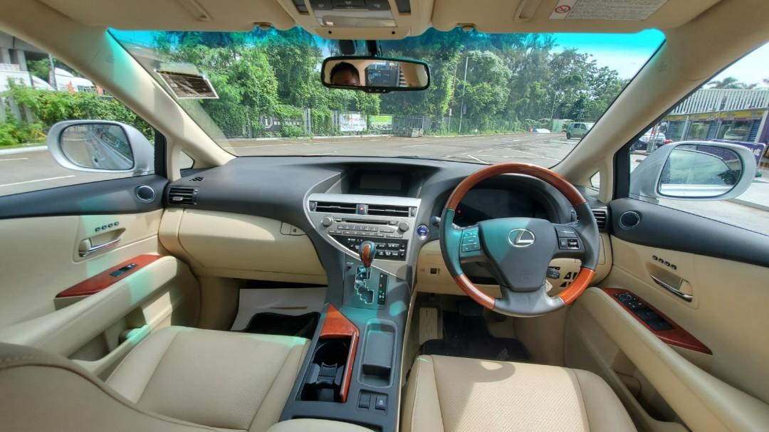 LEXUS RX450H 2011