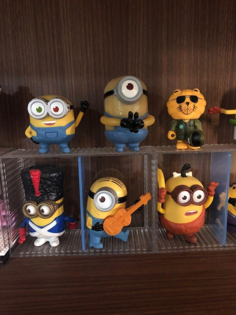 Minions figurine collectibles