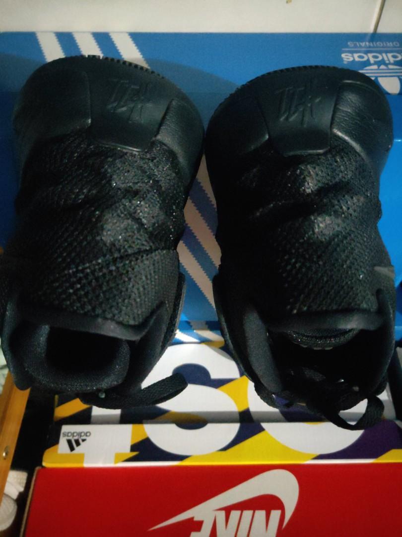 new product bf85f 2cd04 Nike Kyrie 1 Low Triple Black, Men's Fashion, Footwear ...