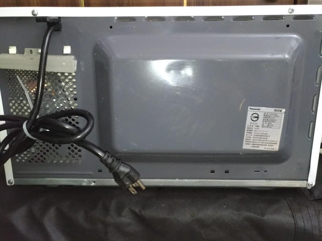 【Panasonic 國際牌】25L機械式微波爐
