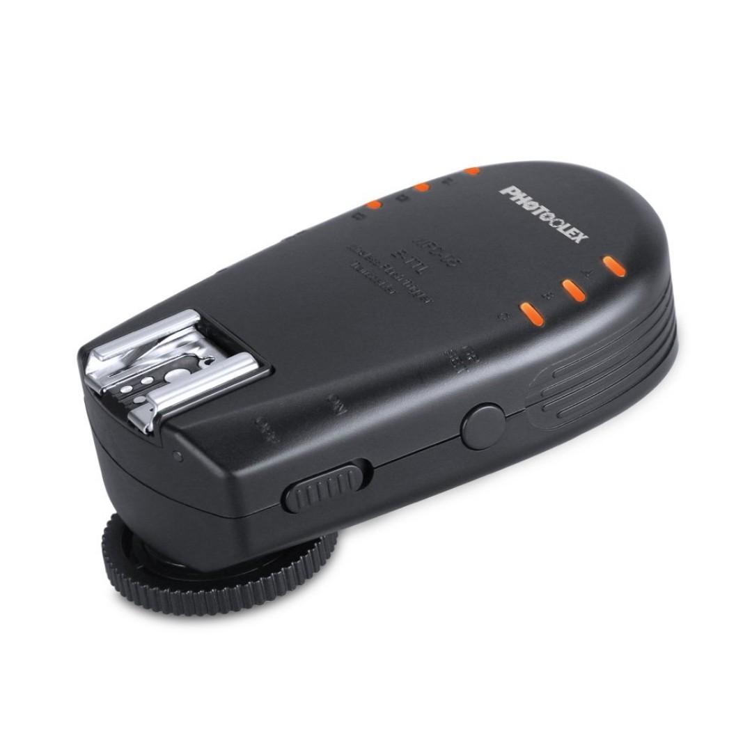 Support E-TTL Photoolex WFC-05 1/8000s 2.4G Wireless Flash Trigger ...