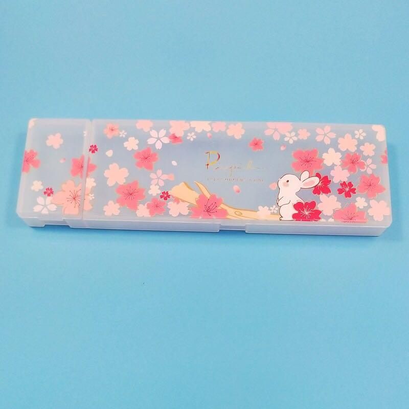 [po] cherry blossom box Pencil Case