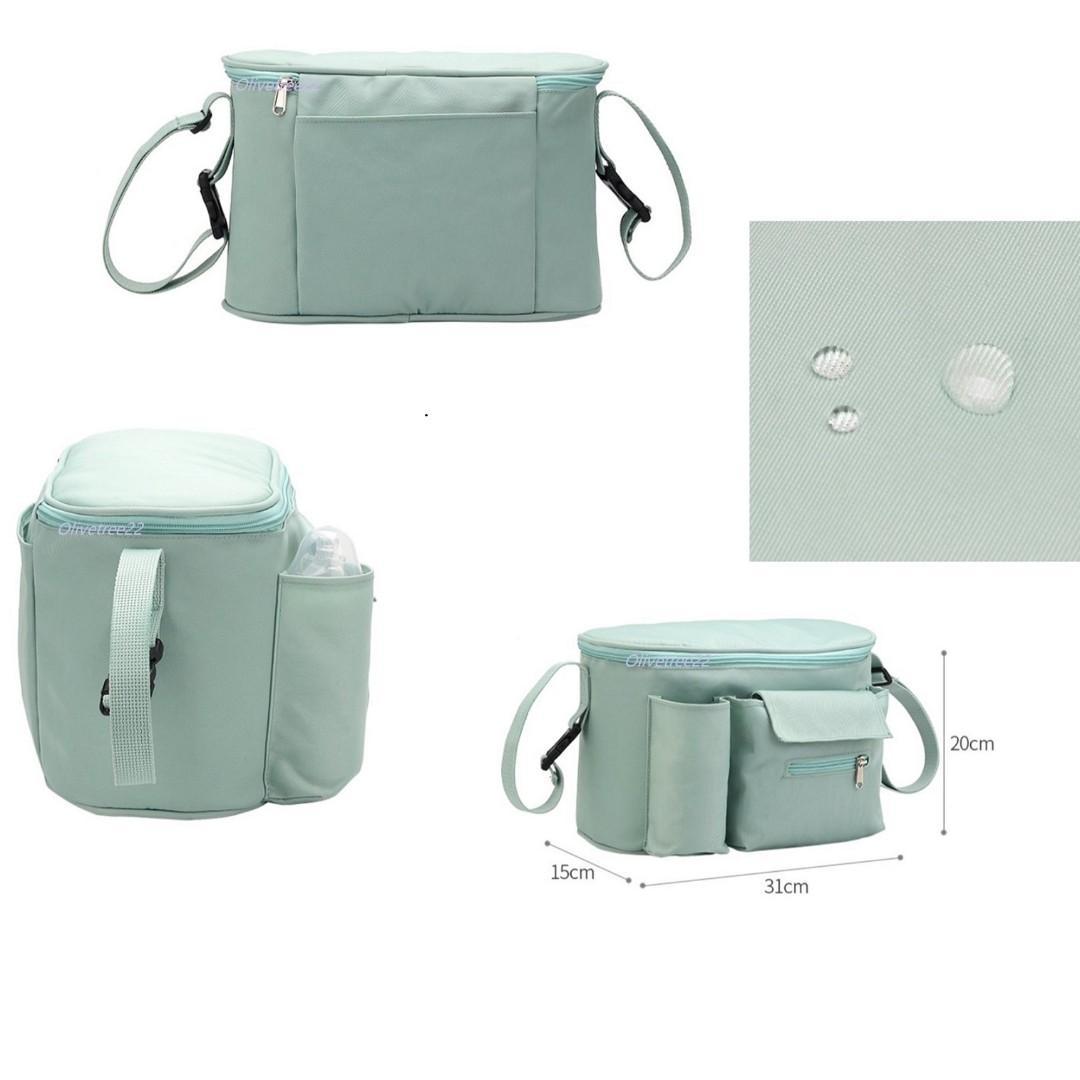 Ready Stocks - Stroller Organizer/Bag