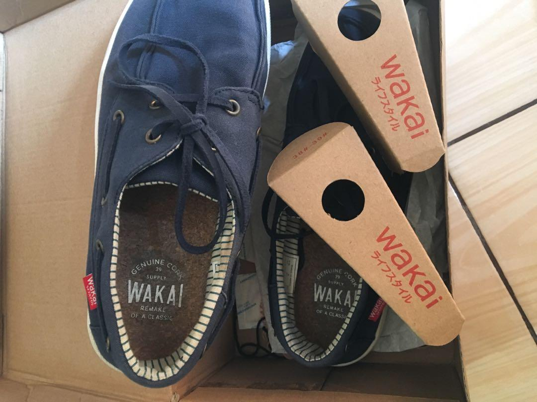 Sepatu Wakai #visitsingapore