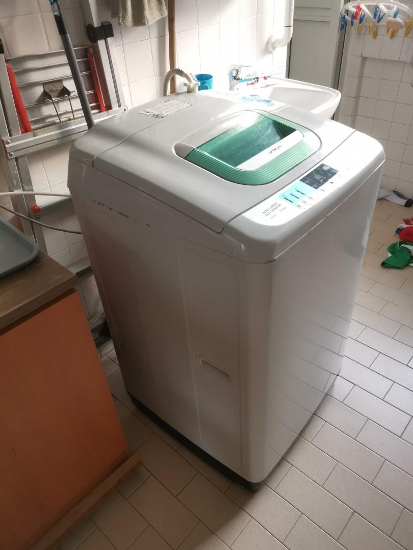 Hitachi washing machines