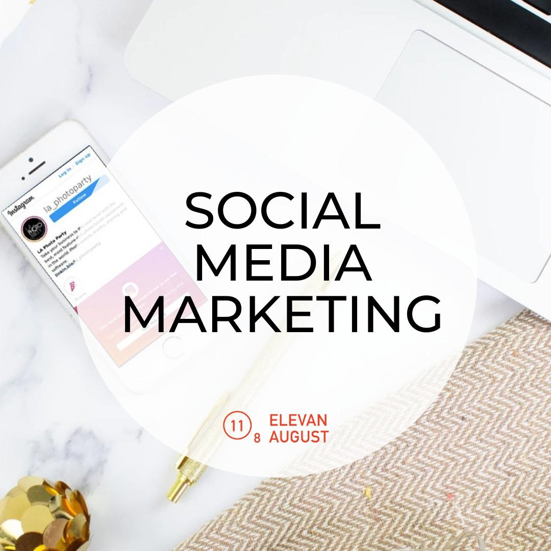 Social Media Marketing & Management Services (Facebook, Instagram)