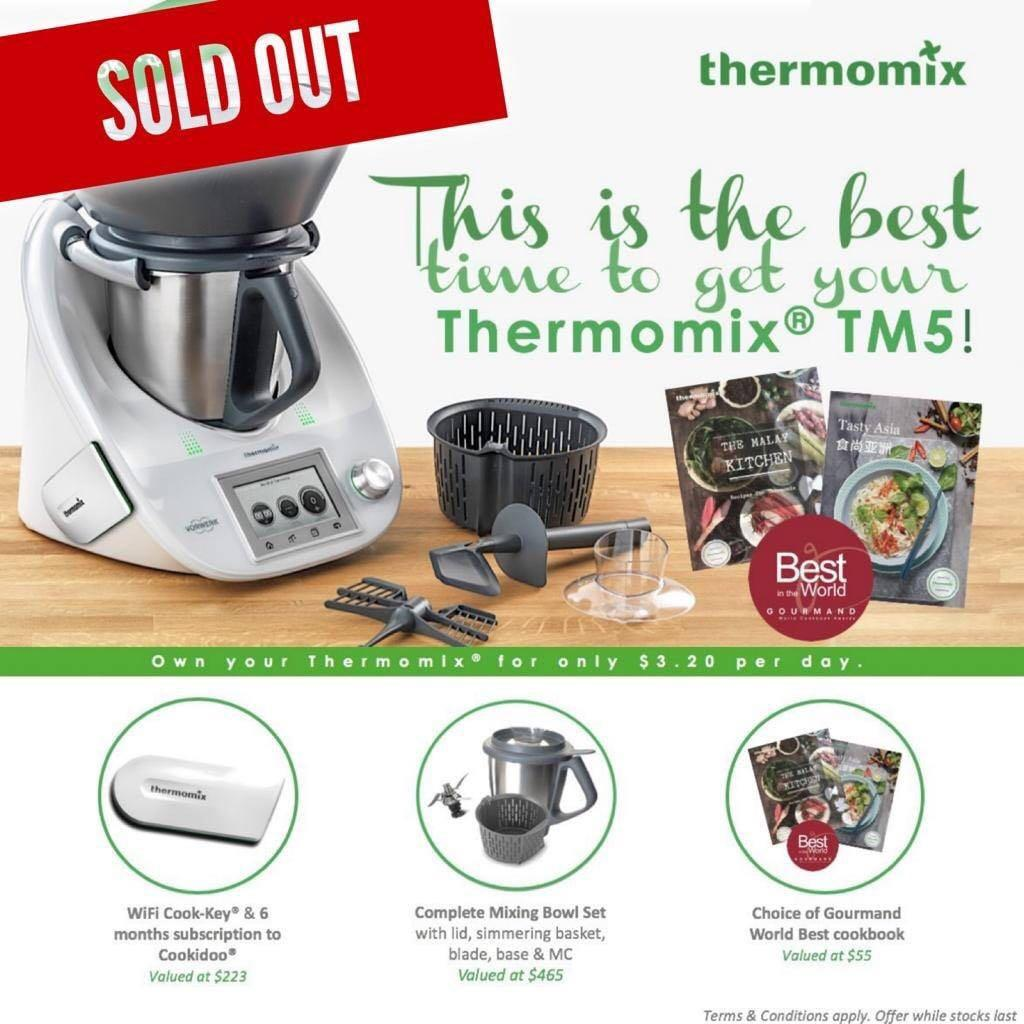 Cooking Chef Ou Thermomix Avis thermomix tm5( best price ), home appliances, kitchenware on