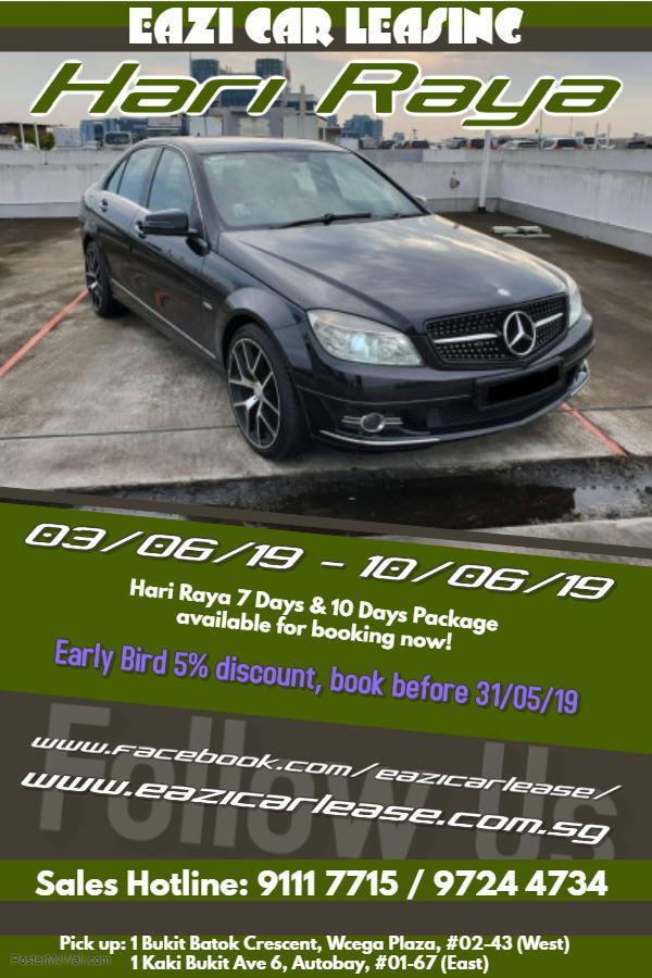 Progressive Rental Car Discount >> Toyota Hari Raya 2019 Cheapest Car For Rent Cars Vehicle