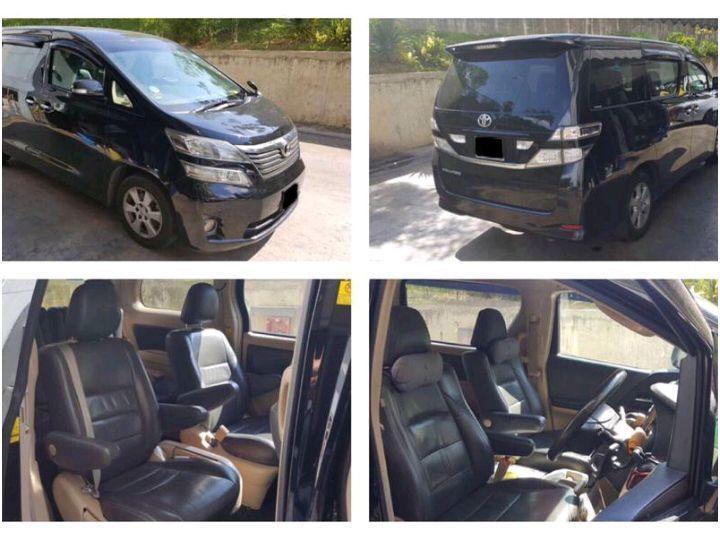 Toyota Vellfire Hybrid 2.4 Auto X 7-Seater